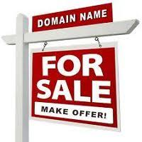 Selling domain names
